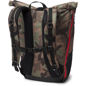 Columbia Convey Plecak zwijany 25L, brązowy/oliwkowy